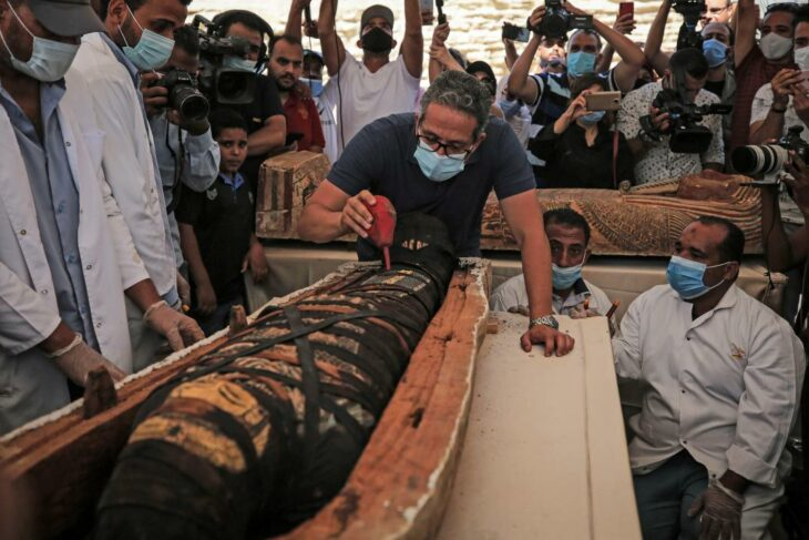 sarcofagos egipto