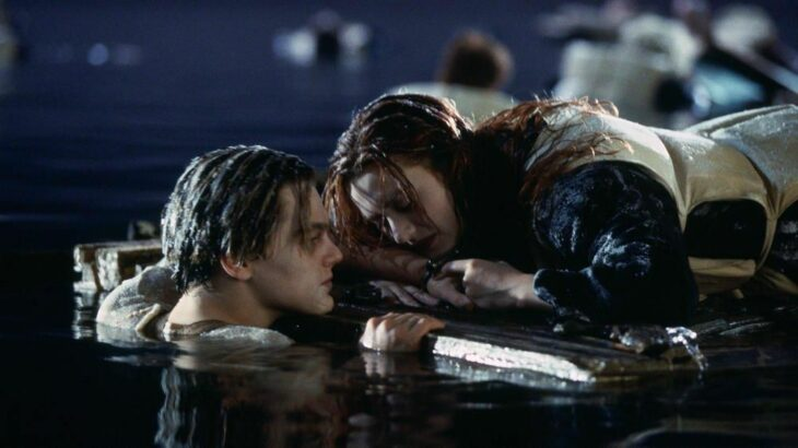 titanic película