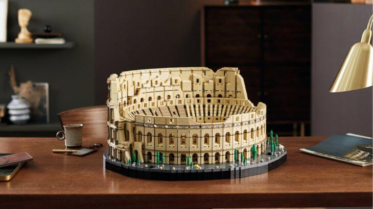 lego coliseo romano