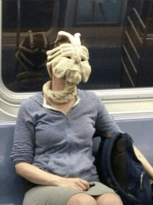 raros del metro