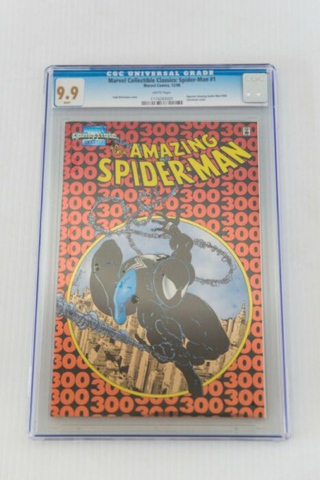 spider man collectible