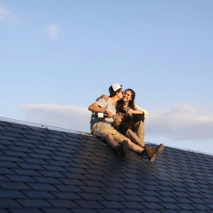 techo nuevo