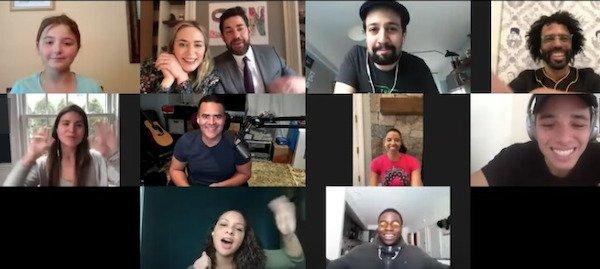 reunion de elencos 2020