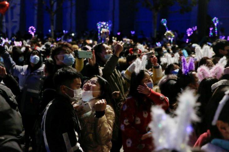 año nuevo wuhan