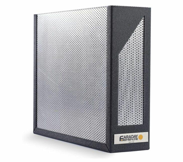caja de faraday
