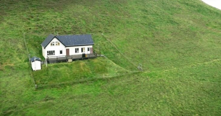 casa en islandia