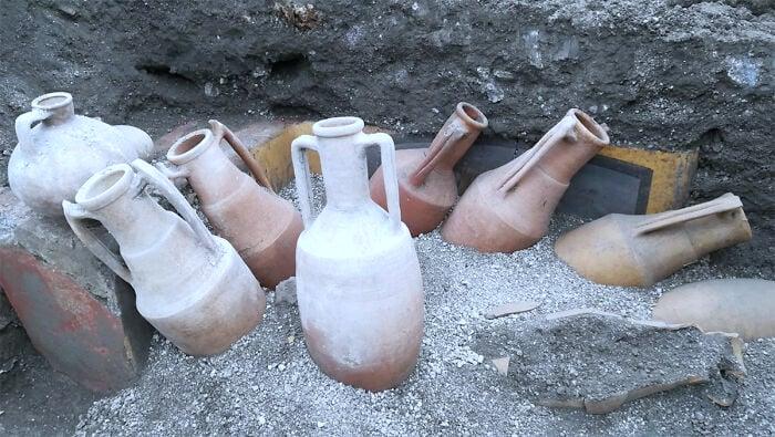 Comida de Pompeya