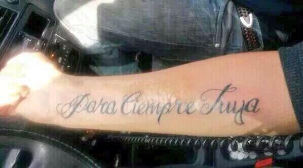feo tatuaje