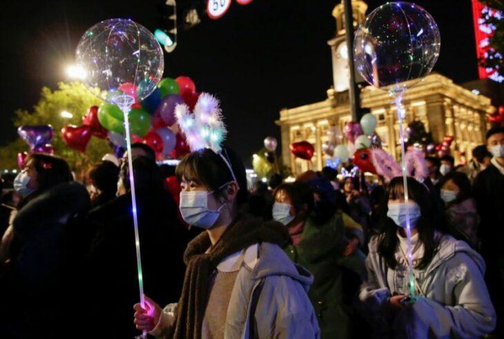 wuhan año nuevo