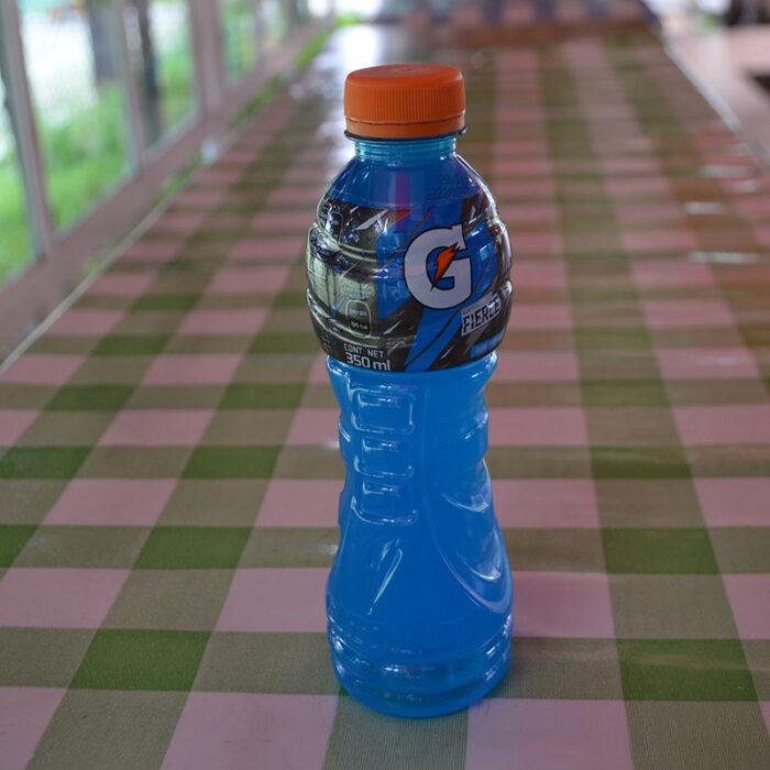 Gatorade azul