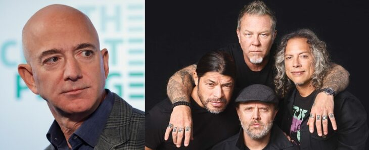 Metallica vs. Jeff Bezos