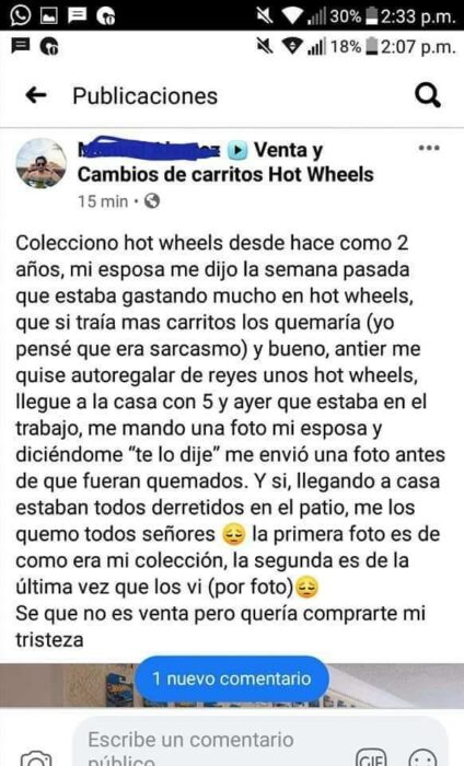 ruedas calientes