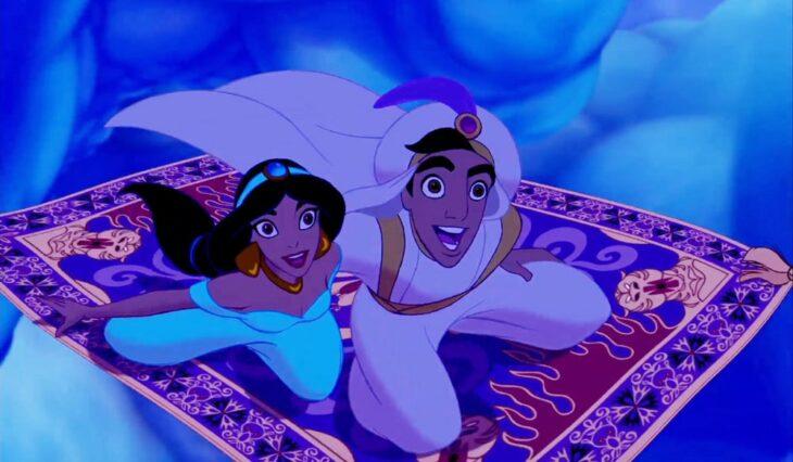 jasmine and aladdine