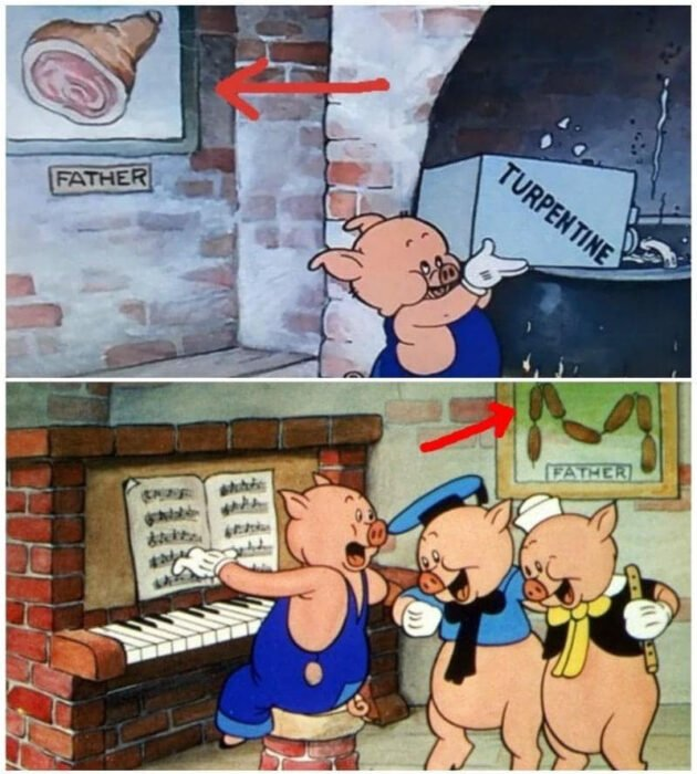 logica caricaturas