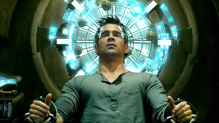 Vengador del futuro (2012)