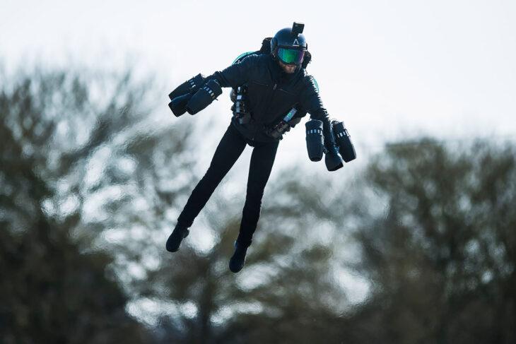 gravity JetSuit