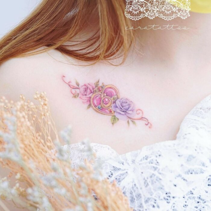 15 incredible tattoos to show off you're a true Sailor Scout 1