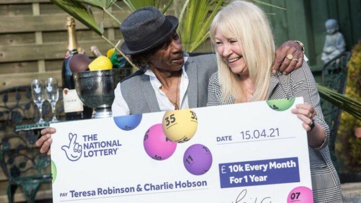 enfermera gana la lotería