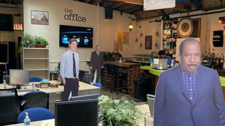 bar la oficina