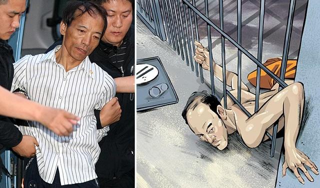 Choi escapa carcel