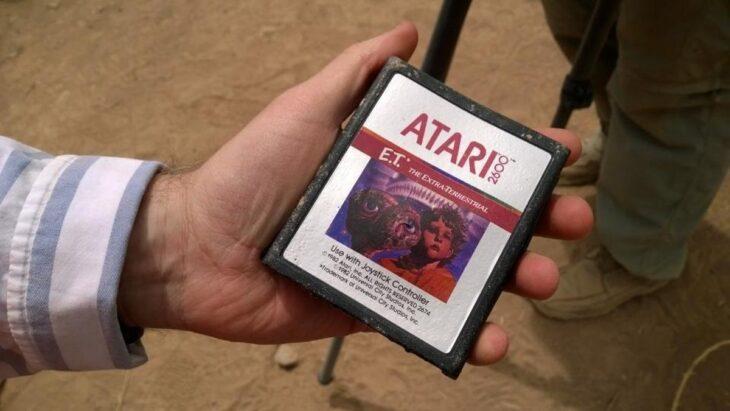 E.T el extraterrestre para Atari 2600