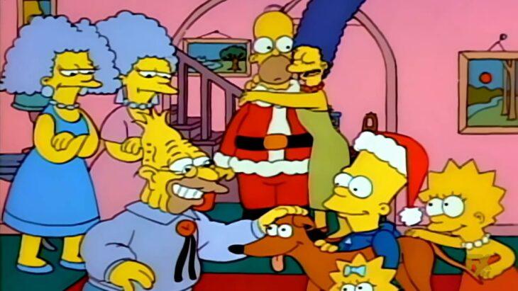 Especial de Navidad de los Simpson