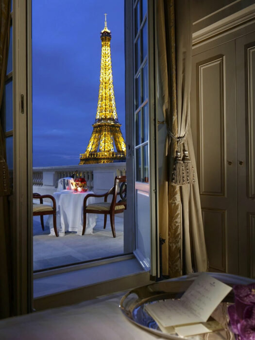 hermosos hoteles