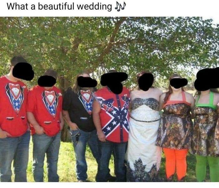 bodas de mal gusto