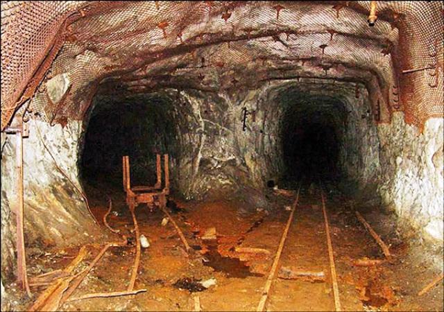 mina soviética