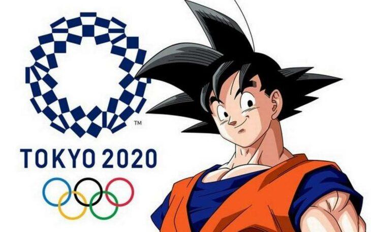 gokú juegos olímpicos