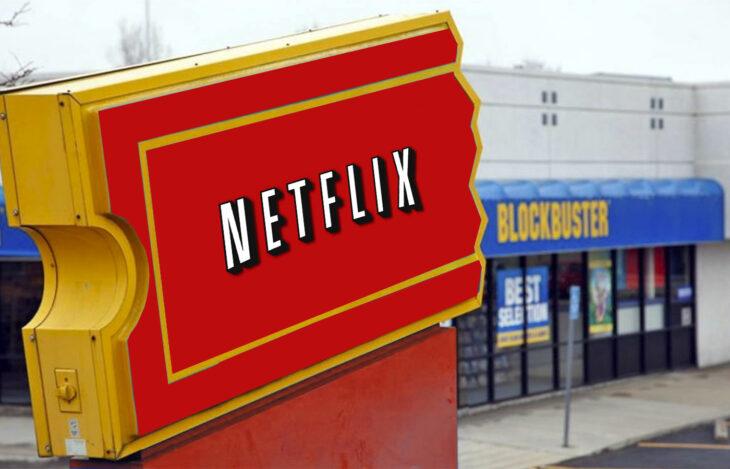 Netflix-Blockbuster