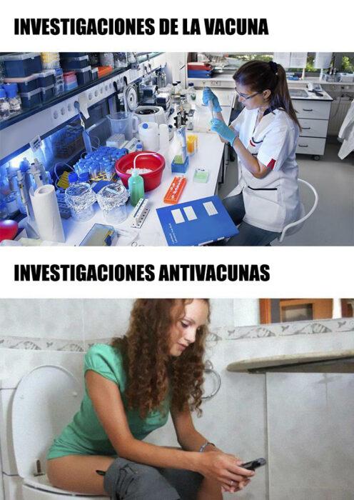 Antivacunas
