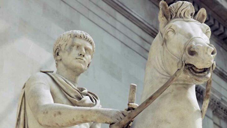 El caballo de Calígula