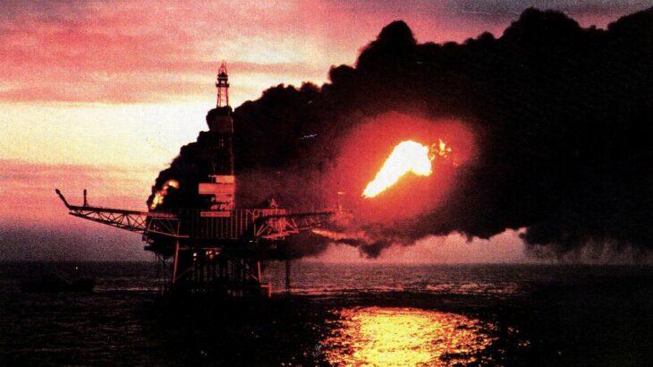 El desastre de Piper Alpha