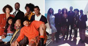 El elenco de 'El Príncipe del Rap' se reúne después de tantos años para recordar al Tío Phil