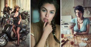 Fotógrafo captura la sensualidad de estas mujeres; y deberían ser consideradas DIOSAS