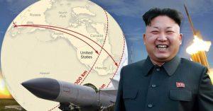 Los países que serían alcanzados por los misiles de Corea del Norte ¿A cuáles afectaría?