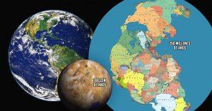 Video revela cómo se verá la Tierra en 1,000 millones de años… Así cambiarán los humanos