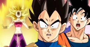 'Dragon Ball Super' presentará a la primer mujer Super Saiyajin en toda la historia… Caulifla