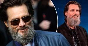Jim Carrey rompe el silencio por su cambio físico: habla de su barba, sus pulgas y su declive