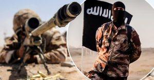 Francotirador británico aniquila a francotirador de ISIS desde 2.5 kilómetros en 3 segundos