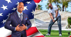 Las 5 cosas que pasarían si Dwayne 'The Rock' Johnson gana la presidencia de EU en 2020