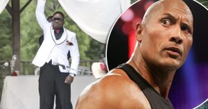 Novio alfa hace una entrada épica a su boda con la canción de 'The Rock' Johnson en la WWE