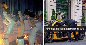 25 niños ricos de Instagram que son el reflejo de todo lo que está podrido en este mundo