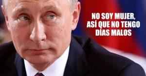 21 frases de Vladimir Putin que demuestran por qué es el Chuck Norris de los presidentes