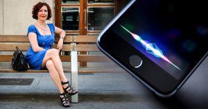 Así se ve Siri; ella es la mujer que te responde desde tu iPhone… y no está nada mal