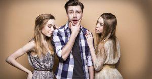 A las mujeres les atraen más los hombres con novia; los solteros no interesan: estudio