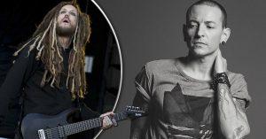 El guitarrista cristiano de Korn llama 'cobarde' a Chester por suicidarse; Internet lo destruye