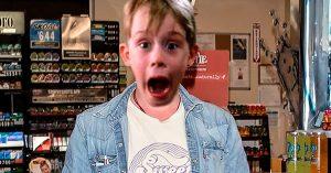Macaulay Culkin vuelve a sorprender con su nuevo aspecto; está de vuelta y más saludable