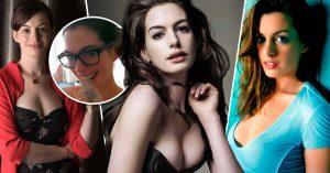 Filtran fotografías íntimas de la bella Anne Hathaway; es la última víctima de los hackers